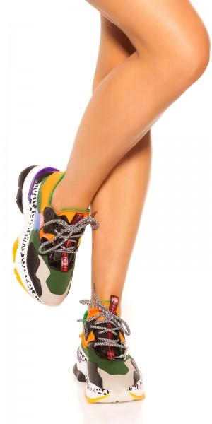 Trendy Ugly Sneaker