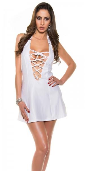 Sexy Koucla Club-Dress  mit Schnürung