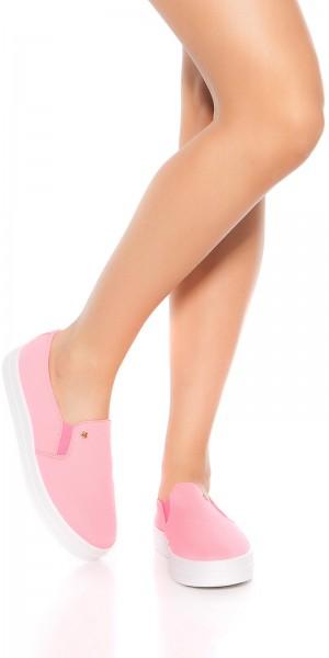 Trendy Slip-On Sneaker