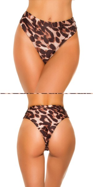Mix It!!! Sexy KouCla Bikini Slip High Waist