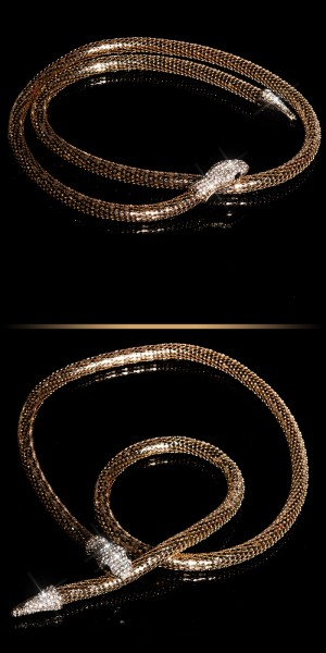 Trendy Kette-Armband-Guertel Its Up To You!