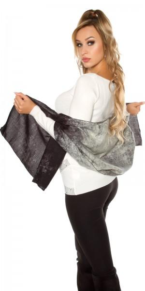 Trendy XL Schal / Halstuch